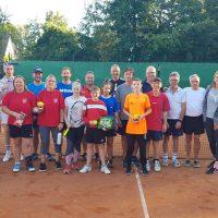 40 Jahre Tennisabteilung des TSV Venne