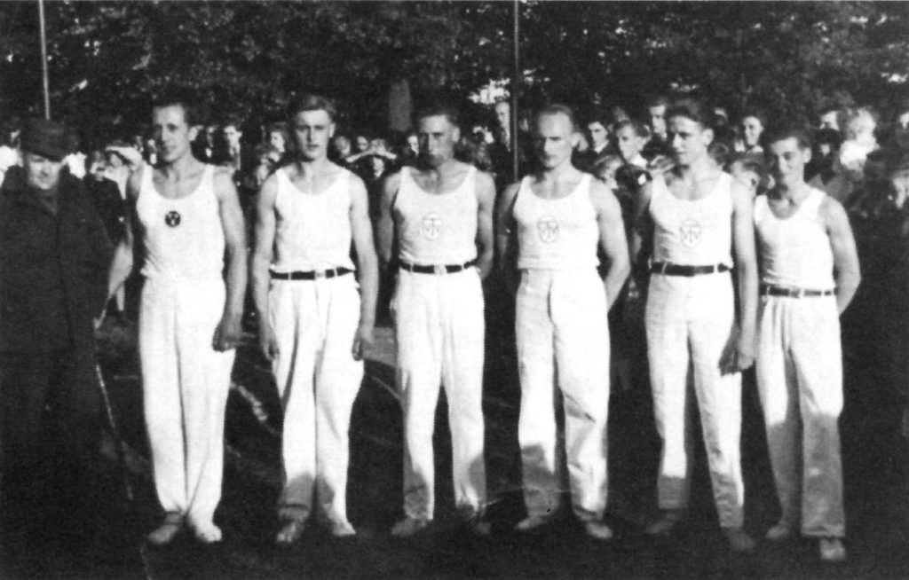 Turnriege, 1947