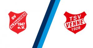 12. SV Alfhausen - TSV Venne