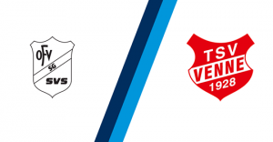 20. SG Ostercappeln / SV Schwagsto - TSV Venne