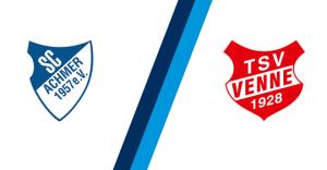 22. SC Achmer - TSV Venne