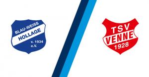 17. Blau-Weiss Hollage II - TSV Venne