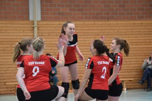 Volleyball Heimspiel @ Grundschule am Mühlenbach