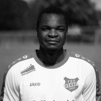 (Update 18.10.21) Der TSV Venne trauert um seinen erst 20-jährigen Mitspieler Christian Ndombasi